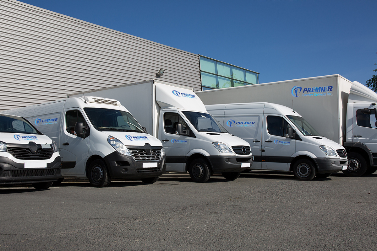 Reliable Van Truck Delivery